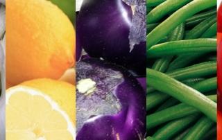 I 5 colori della salute