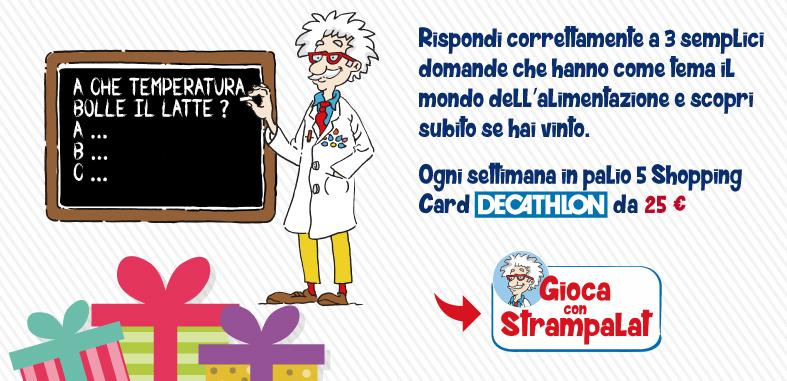 concorso Prof Strampalat