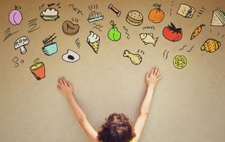 Riflettere sull'alimentazione con 3 semplici attività