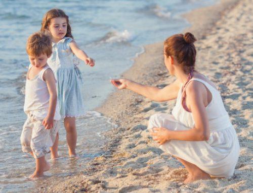 5 giochi da spiaggia per tutta la famiglia