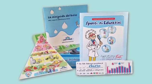 Kit didattici per la scuola primaria