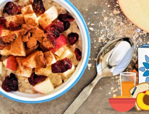 2 idee divertenti per cambiare colazione