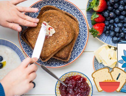 10 suggerimenti per la colazione perfetta