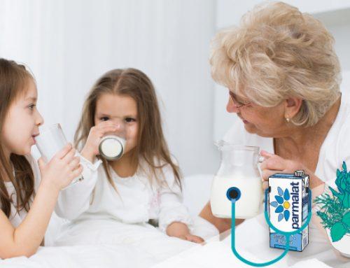 Le virtù del latte: leggende, storie e rimedi della nonna