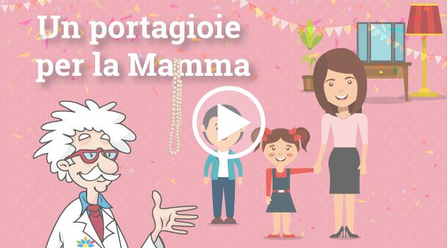 Il portagioie fai da te per la festa della mamma tutorial - Portagioie fai da te ...
