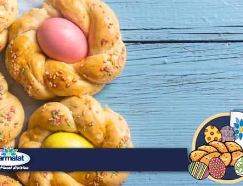 Ricetta di primavera: il pane pasquale
