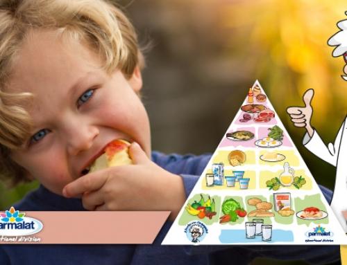Il Gioco della Piramide Alimentare