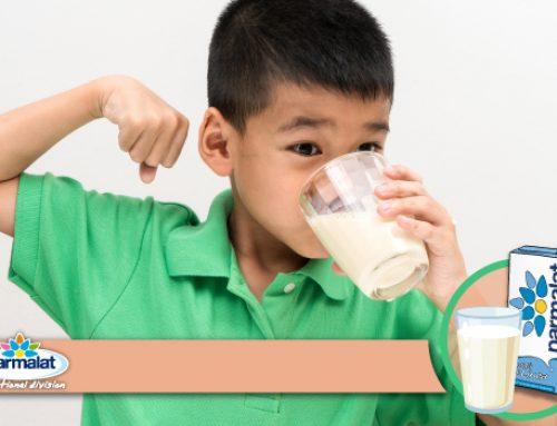 Il latte come sport drink