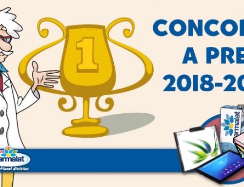 Arrivano i nuovi concorsi a premi Parmalat Educational Division!