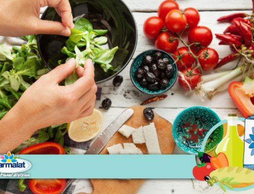Semplicità in alimentazione: la dieta mediterranea