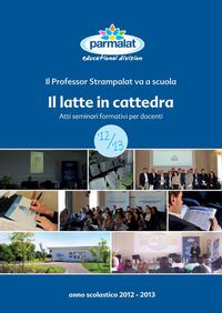 Il latte in cattedra 2012-2013