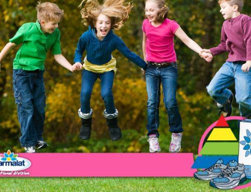 Stile di vita sano e attivo: la piramide dell'attività fisica e motoria