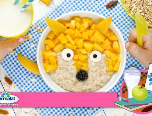 La colazione del rientro a scuola: un pieno di energia e salute!
