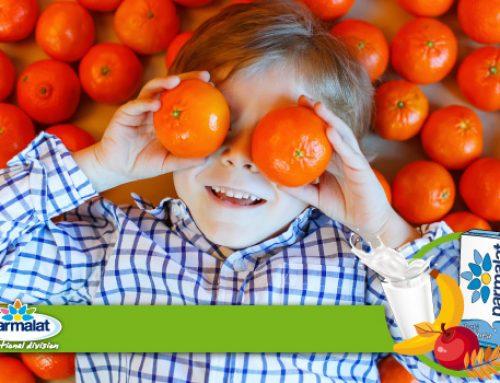 Conoscere frutta e verdura invernali con i 5 sensi