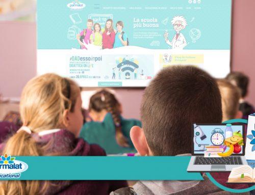 Parmalat Educational pronta per un nuovo anno con scuola e famiglie: scopri le opportunità!